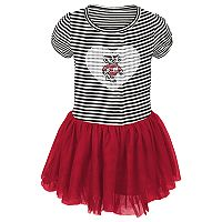 Toddler Wisconsin Badgers Celebration Dress