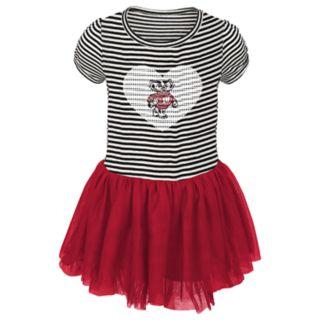 Toddler Wisconsin Badgers Celebration Dress