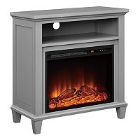 Altra Ellington Electric Fireplace TV Stand