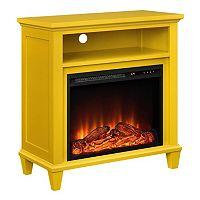 Altra Ellington Electric Fireplace TV Stand