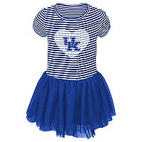 Toddler Kentucky Wildcats Celebration Dress