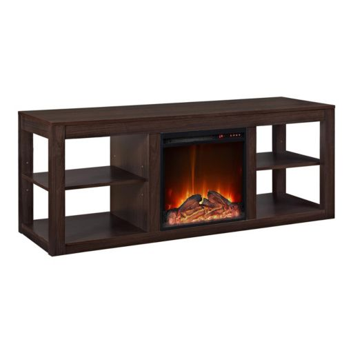 Altra Parsons Electric Fireplace TV Stand