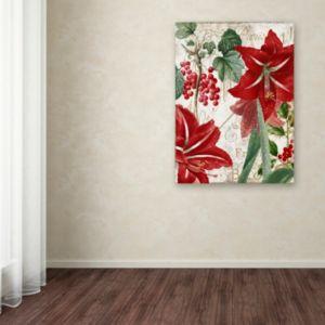 Trademark Fine Art Amaryllis \