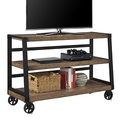 Altra Wade Wheeled TV Stand