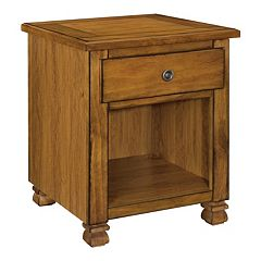 Altra San Antonio 1-Drawer End Table