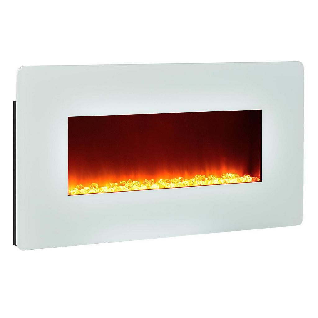 Altra Kenna 35-in. Wall Mounted Electric Fireplace
