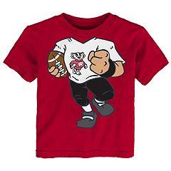 Toddler Wisconsin Badgers Football Dreams Tee