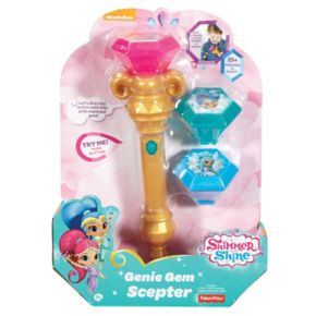 Fisher-Price Shimmer & Shine Genie Gem Scepter
