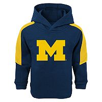 Baby Michigan Wolverines Fullback Fleece Hoodie & Sweatpants Set
