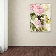 Trademark Fine Art Flora Bella Canvas Wall Art
