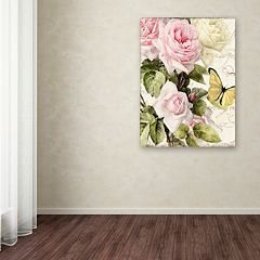 Trademark Fine Art Flora Bella Canvas Wall Art