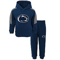 Toddler Penn State Nittany Lions Fullback Fleece Hoodie & Sweatpants Set