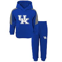 Toddler Kentucky Wildcats Fullback Fleece Hoodie & Sweatpants Set