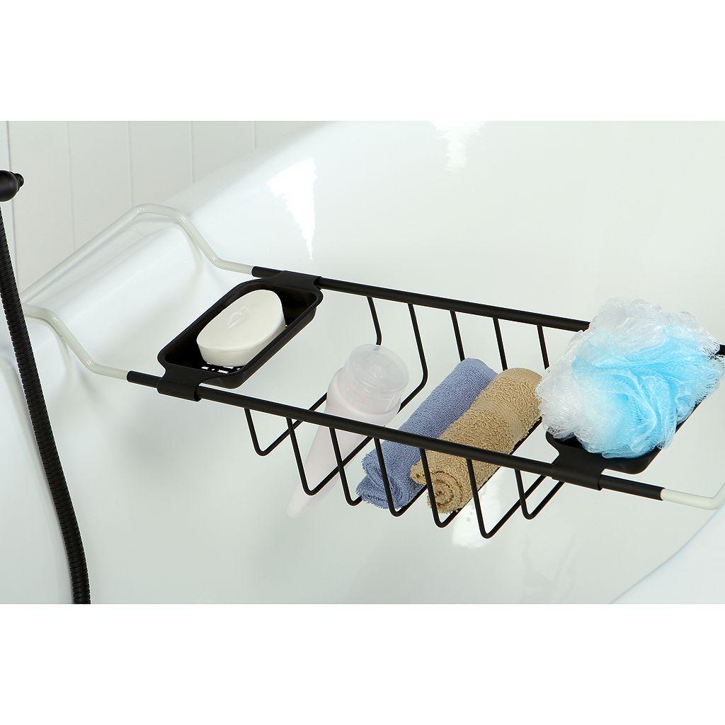 Kingston Brass Clawfoot Bath Tub Shelf