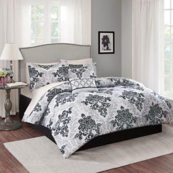 Madison Park Essentials 7-piece Hayley Comforter Set