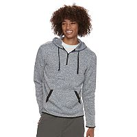 Men's Urban Pipeline® Quarter-Zip Pullover Sweater Fleece Hoodie