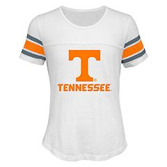 Girls 7-16 Tennessee Volunteers Team Pride Burnout Tee