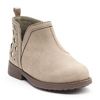OshKosh B'gosh® Fleetwood Toddler Girls' Ankle Boots