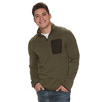 Men's Urban Pipeline® Quarter-Zip Fleece Sweater