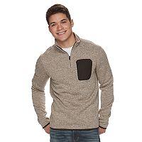 Men's Urban Pipeline® Quarter-Zip Fleece Sweater