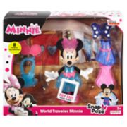 Disney's Minnie Mouse: World Traveler Minnie by Fisher-Price