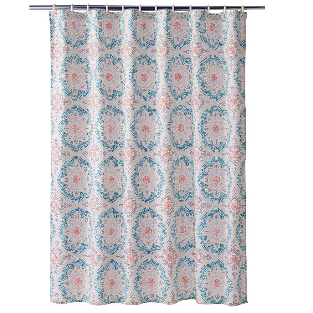 SONOMATM Goods For Life Medallion Shower Curtain