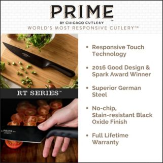 Chicago Cutlery PRIME 2-pc. Chef & Paring Knife Set