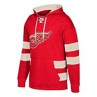 Men's CCM Detroit Red Wings Jersey Hoodie