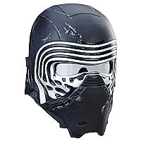 Star Wars: Episode VIII The Last Jedi Kylo Ren Electronic Voice Changer Mask