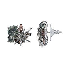 Simply Vera Vera Wang Starburst Stone Cluster Stud Earrings