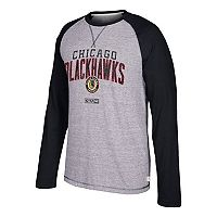 Men's CCM Chicago Blackhawks Crew Tee