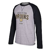 Men's CCM Boston Bruins Crew Tee