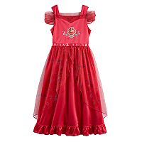 Disney's Elena of Avalor Girls 4-8 Dress-Up Nightgown