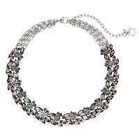 Simply Vera Vera Wang Starburst Multi Strand Necklace
