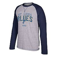 Men's CCM St. Louis Blues Crew Tee
