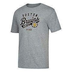 Men's CCM Boston Bruins Strike First Tee