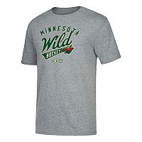 Men's CCM Minnesota Wild Strike First Tee