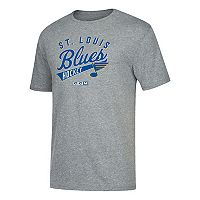 Men's CCM St. Louis Blues Strike First Tee