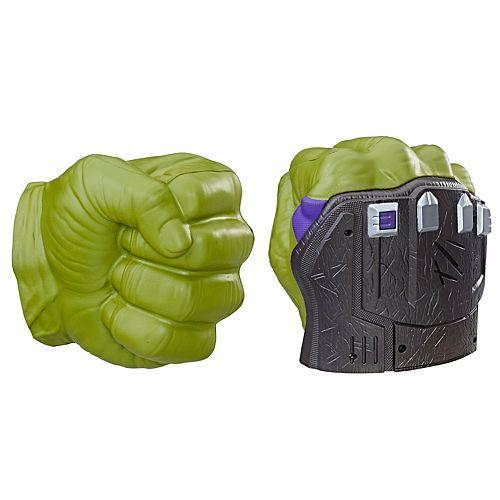 Marvel Thor Ragnarok Hulk Smash Fx Fists By Hasbro