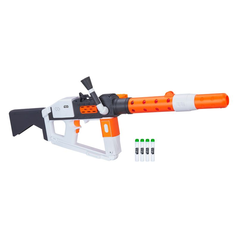 Star Wars: Episode Viii The Last Jedi First Order Stormtrooper Blaster by Nerf, Multicolor