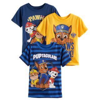 Boys 4-7 Paw Patrol Graphic Tee Set