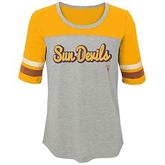 Girls 7-16 Arizona State Sun Devils Fan-Tastic Tee