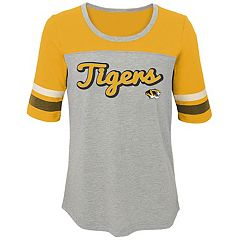 Girls 7-16 Missouri Tigers Fan-Tastic Tee