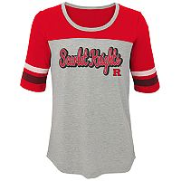 Girls 7-16 Rutgers Scarlet Knights Fan-Tastic Tee