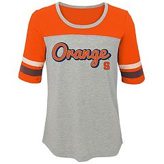 Girls 7-16 Syracuse Orange Fan-Tastic Tee