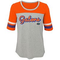 Girls 7-16 Florida Gators Fan-Tastic Tee
