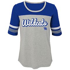 Girls 7-16 Kentucky Wildcats Fan-Tastic Tee