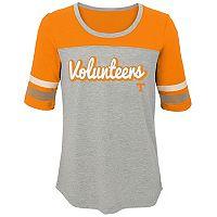 Girls 7-16 Tennessee Volunteers Fan-Tastic Tee