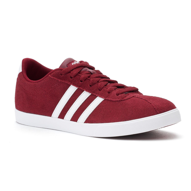 adidas Courtset Women\u0027s Suede Sneakers