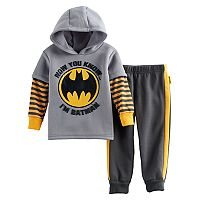 Toddler Boy DC Comics Batman